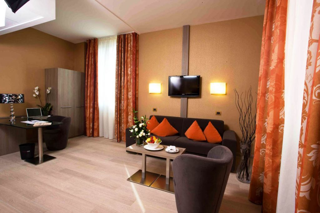Hotel cosmopolitan bologna stefra for Design hotel bologna