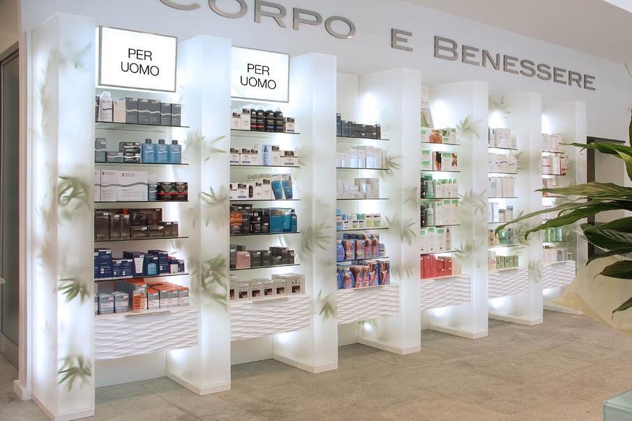 Amenagement Et Agencement Parfumerie Stefra