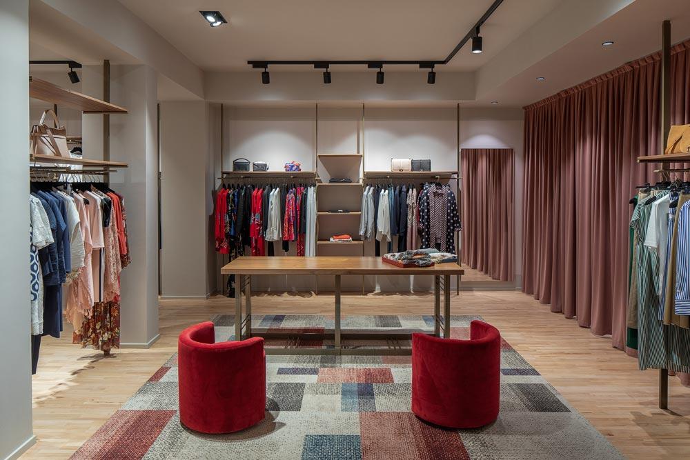 Clothing Store Interior Design   Clothing Store Shopfitters Shopfitting Solution Stefra
